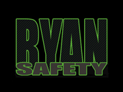 Ryan Safety Green with car..